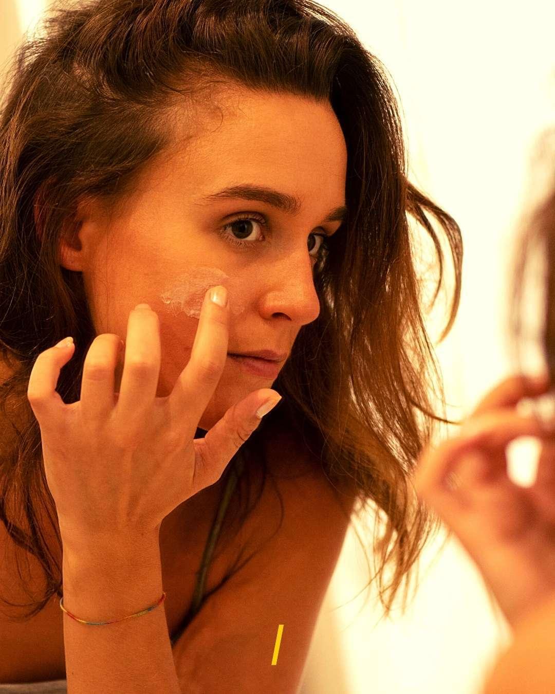 Crème légère visage bio
