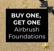 Buy One, Get One Airbrush Foundations