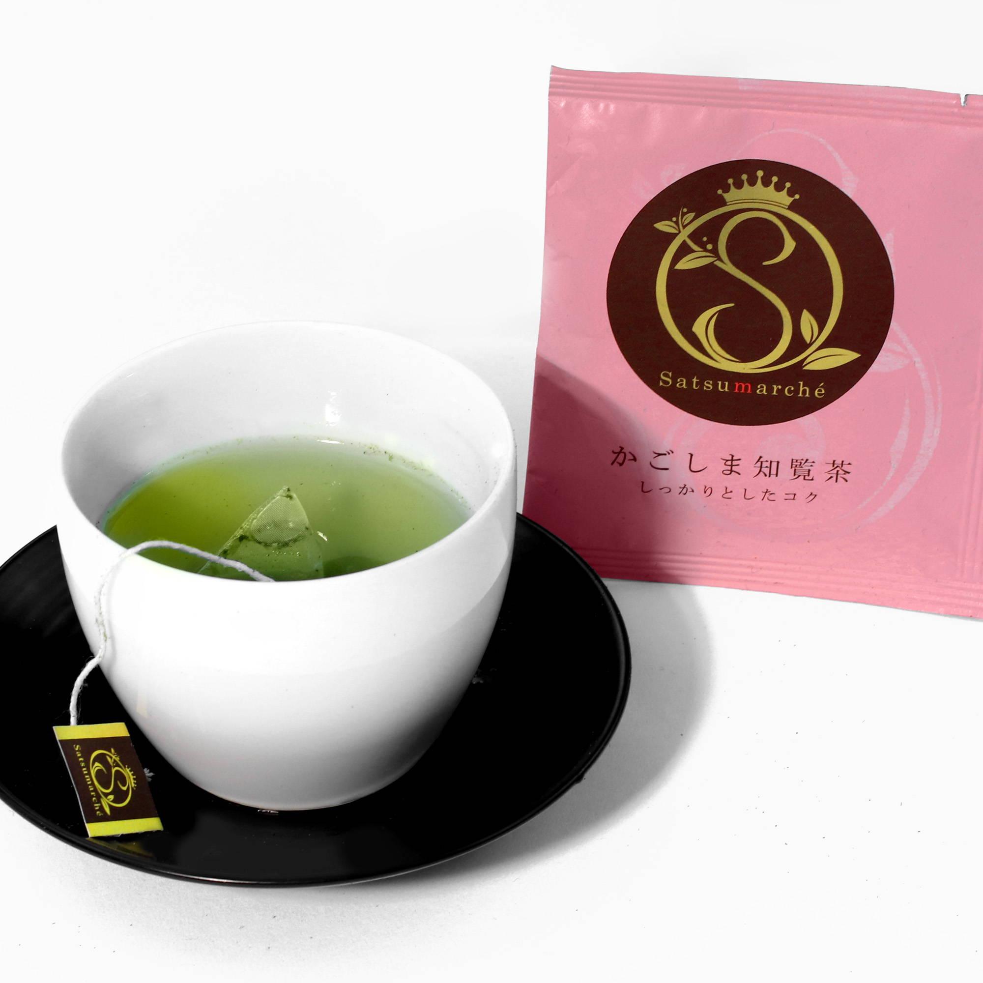 Satsumarche Kagoshima Chiran Tea