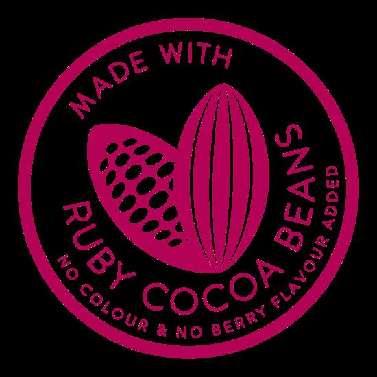 Grön Ruby Cacao Hemp-Infused Chocolate