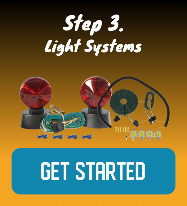 Flat Towing Guide - Lights
