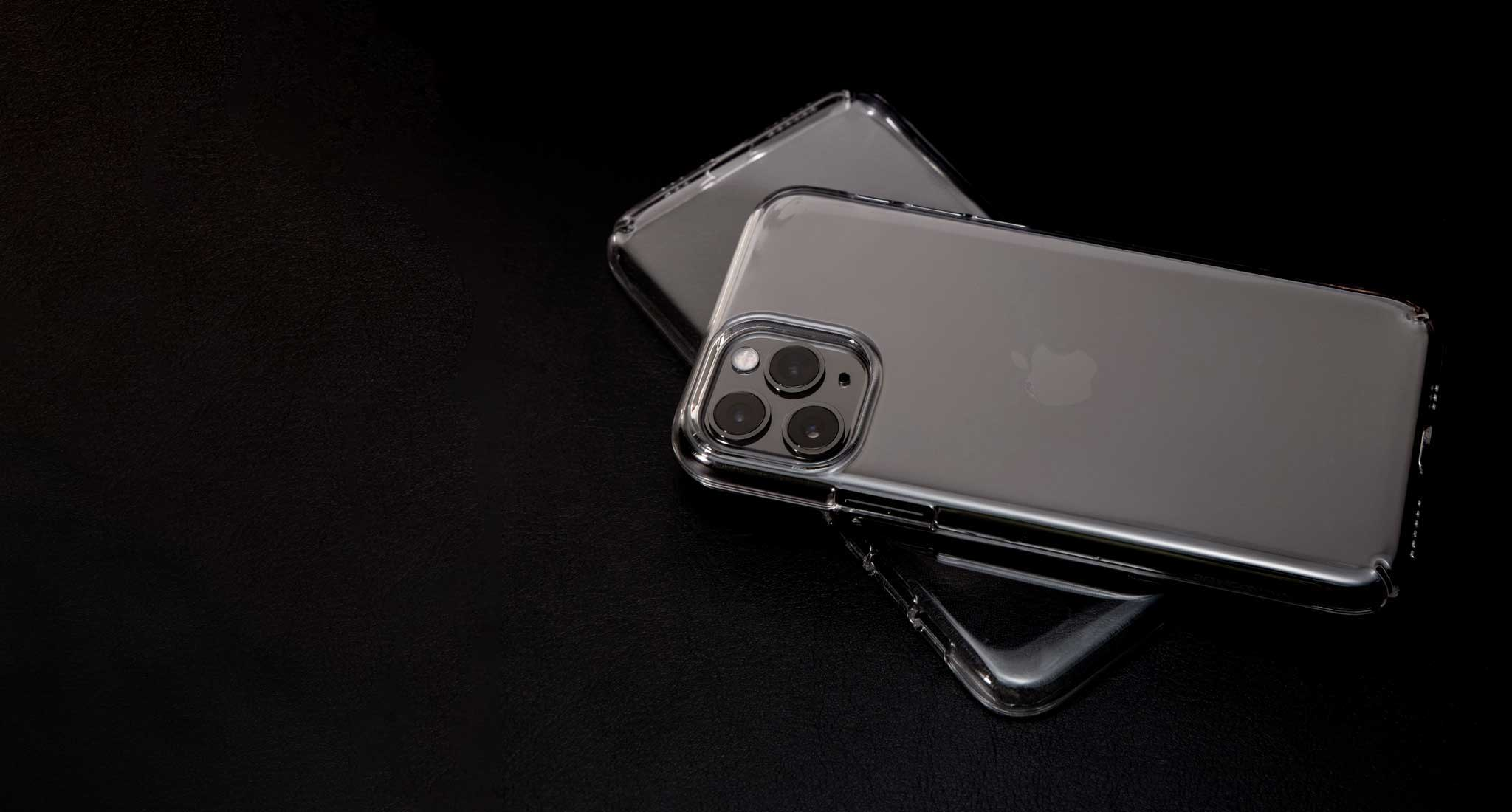 Caudabe Lucid Clear | Crystal Clear iPhone Case