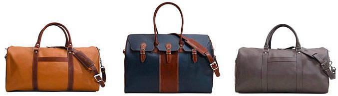 Lugano Leather Bag Collection