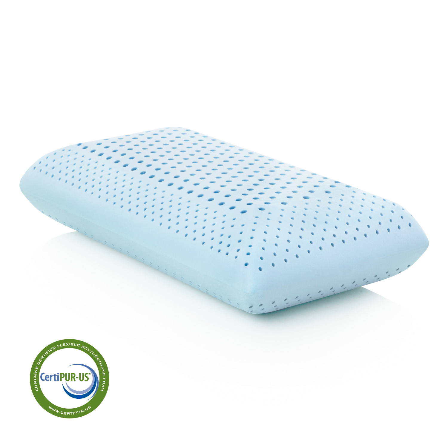 Luft memory foam pillow