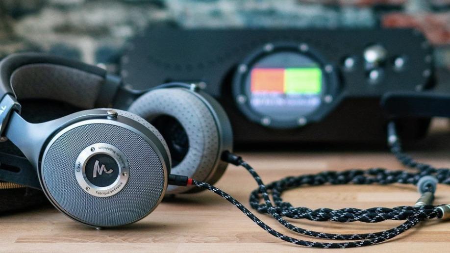 Focal Clear Open-Back Headphones