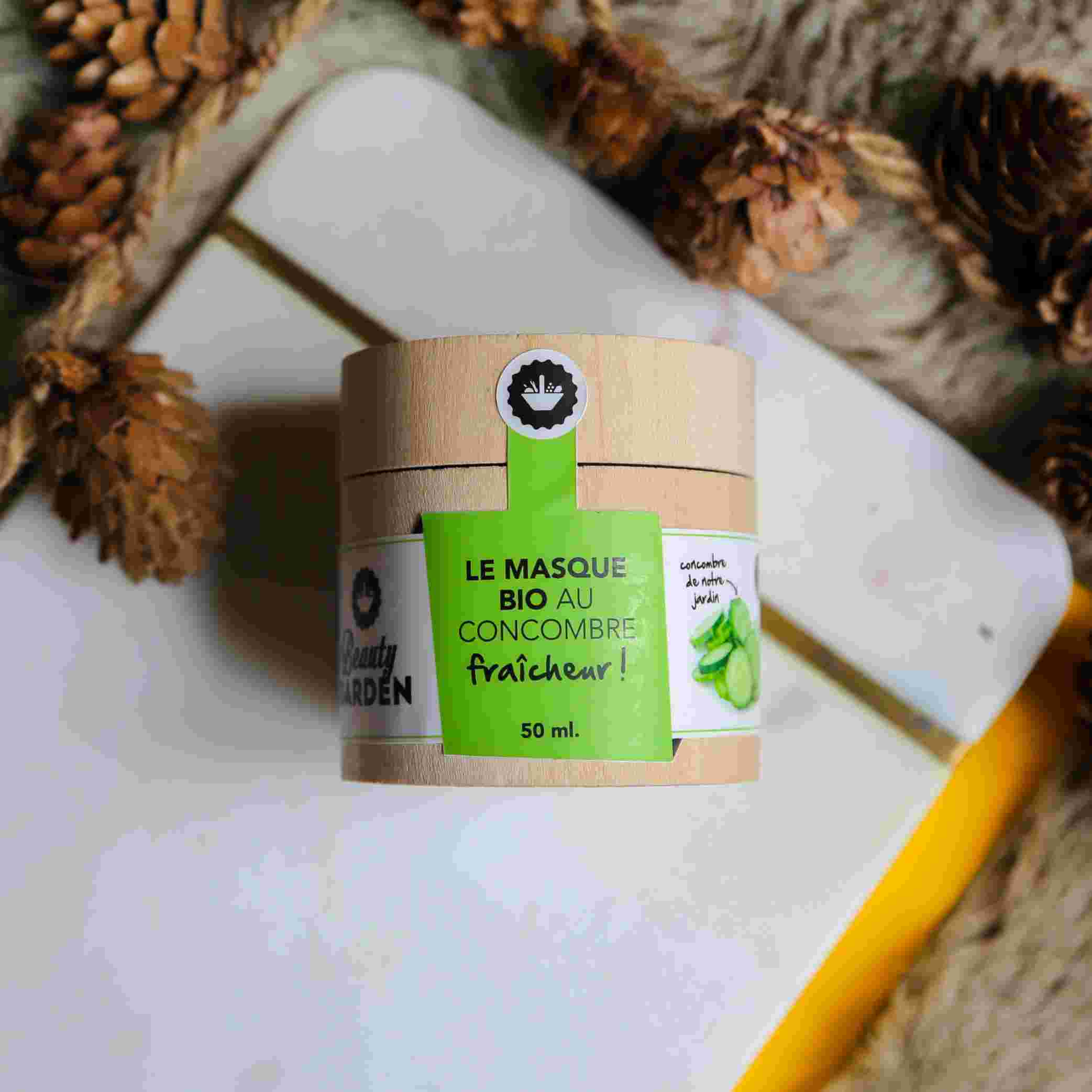 Masque Bio - Beauty Garden