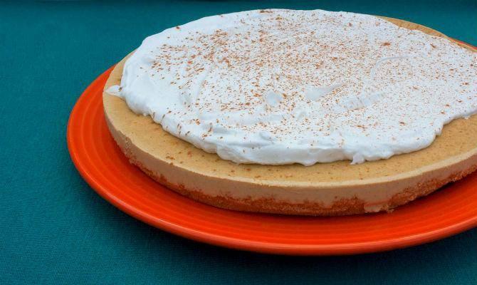 vegan-pumpkin-pie-cheesecake