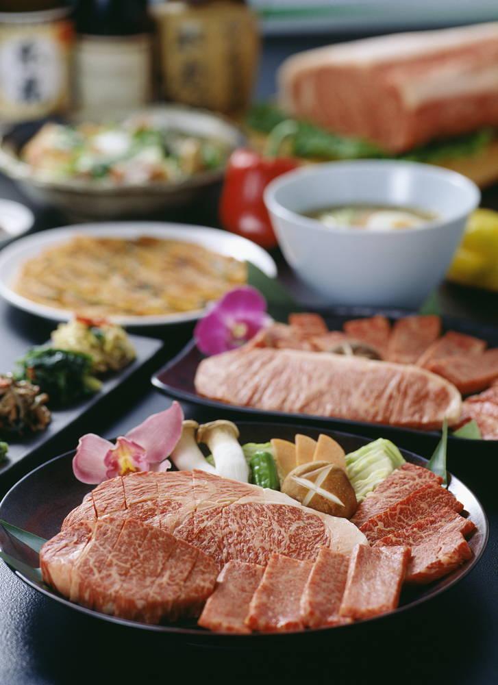Yonezawa Beef from Yamagata Japan