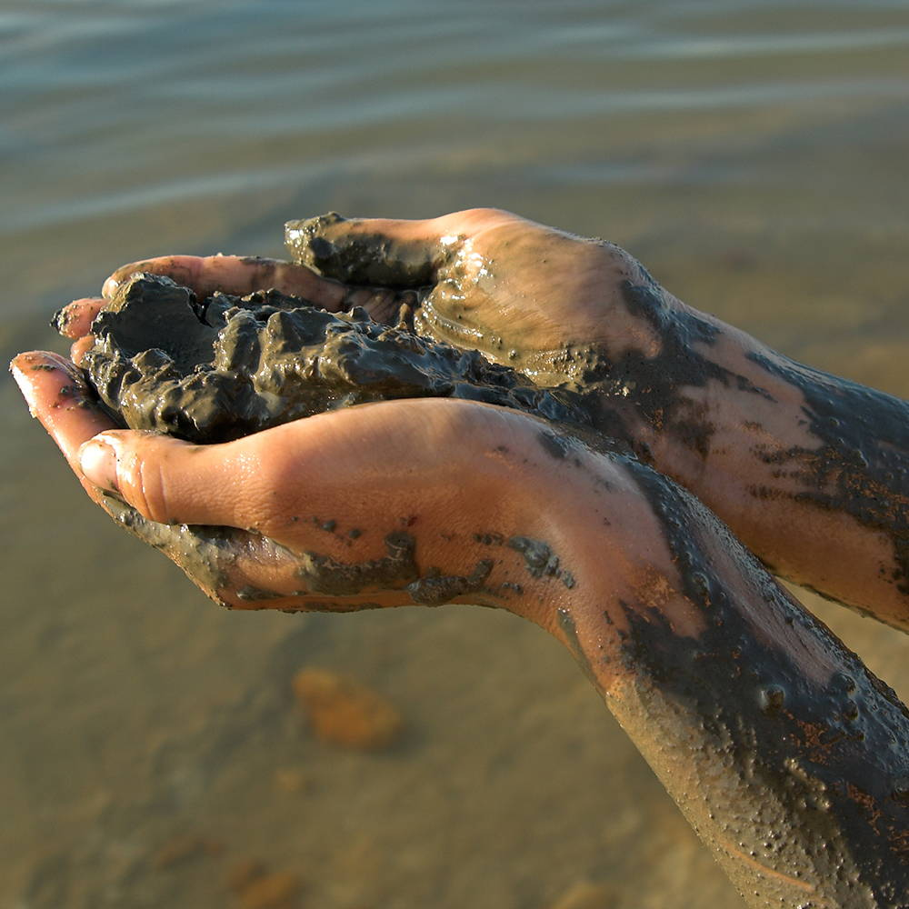 Treaty Dead Sea Mineral Mud face mask