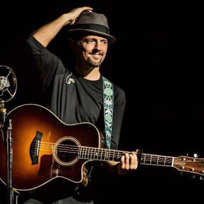 Jason Mraz recycled guitar string bracelets and jewelry