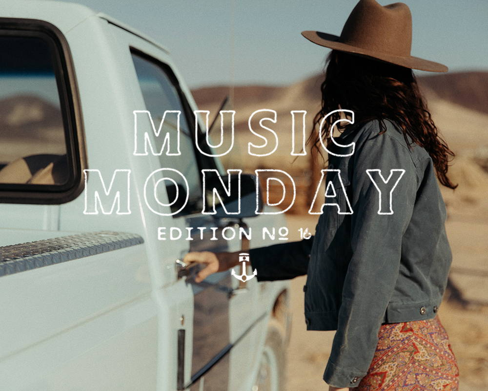 Iron & Resin Edition No 16: Nowhere Bound Spotify Playlist Music Monday