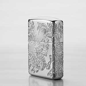Zippo Dragon and Phoenix Design
