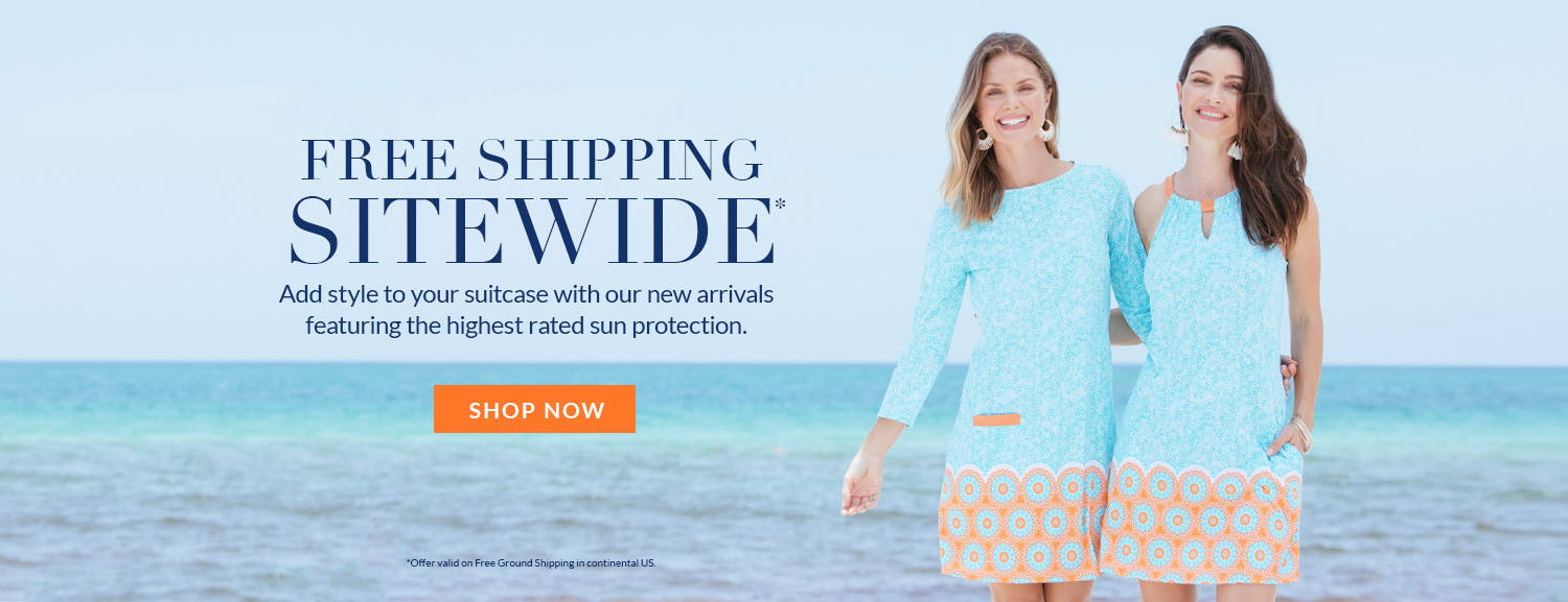 Free US Ground Shipping Sitewide
