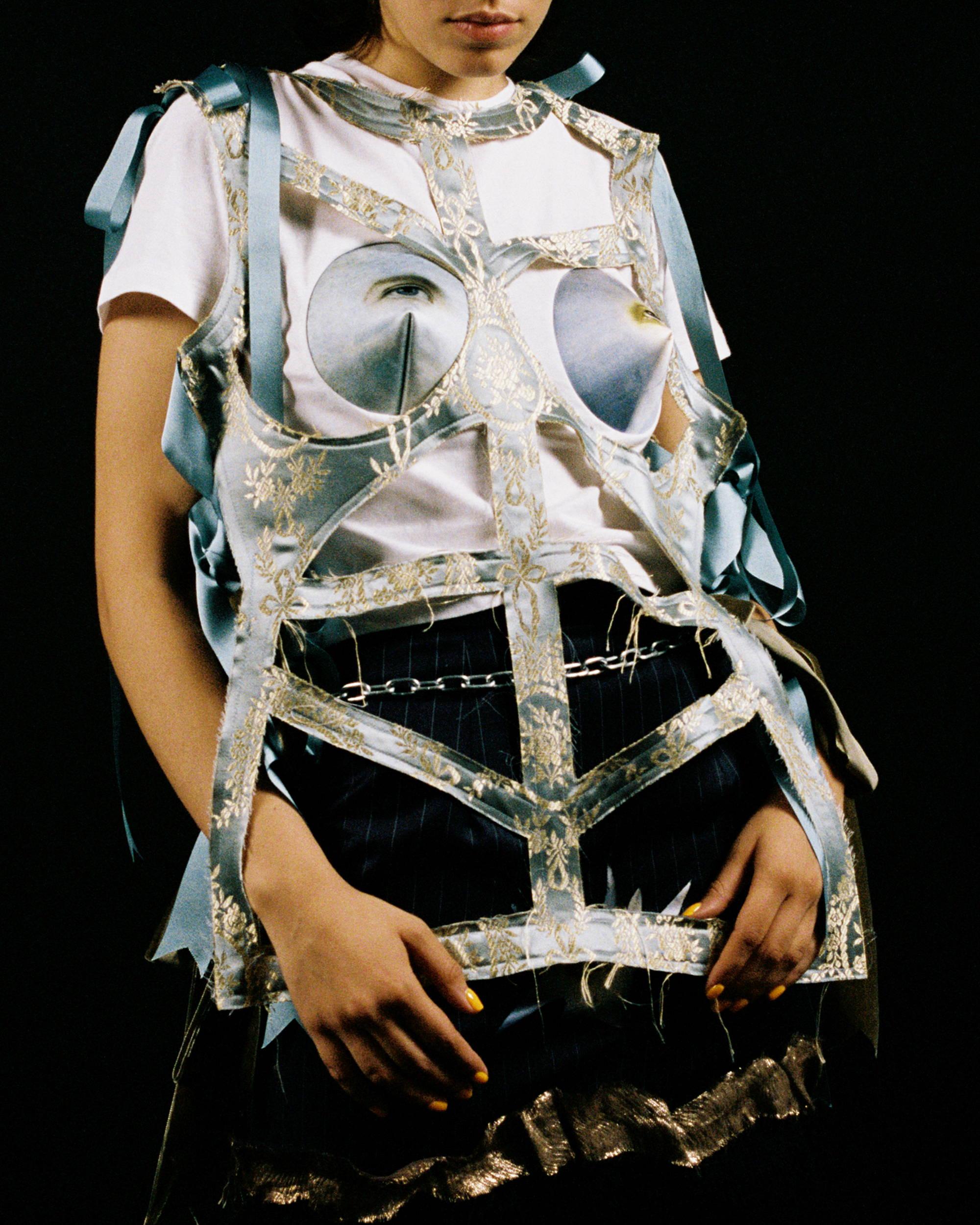 Dilara Findikoglu Women F/W18 Printed Skirt - Hlorenzo