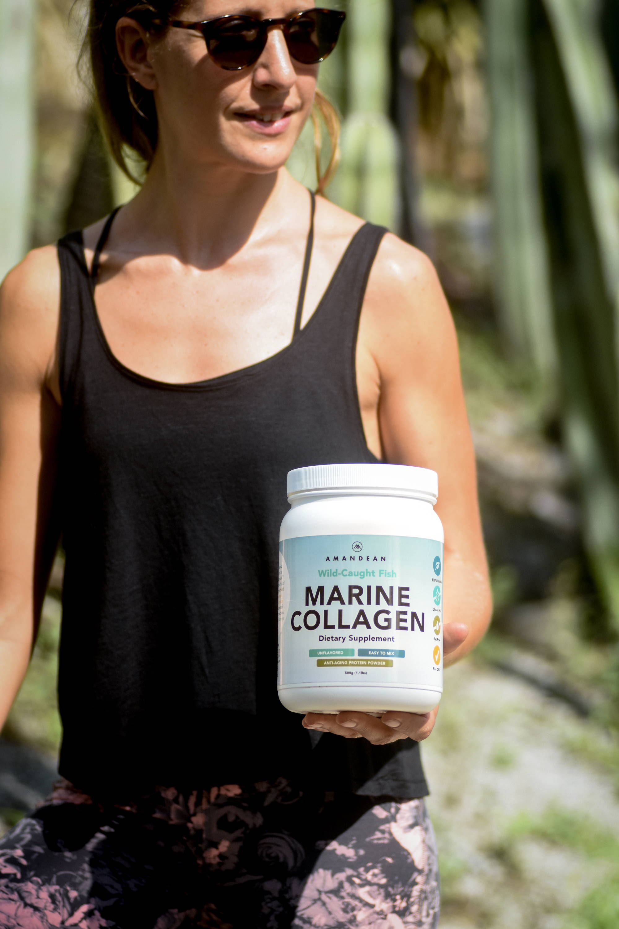 Amandean's Fish Collagen For Beauty