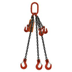 Three Leg Adjustable Type B Chain Sling