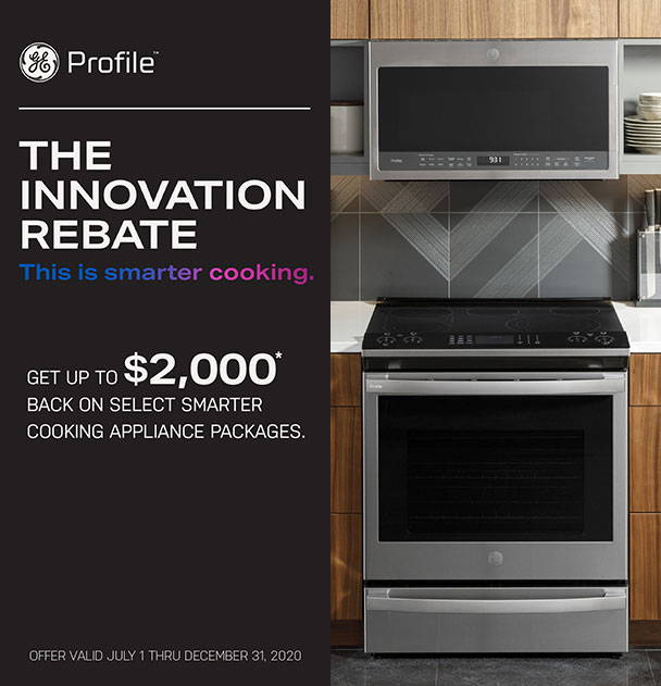 The Innovation Rebate. Receive up to $2000