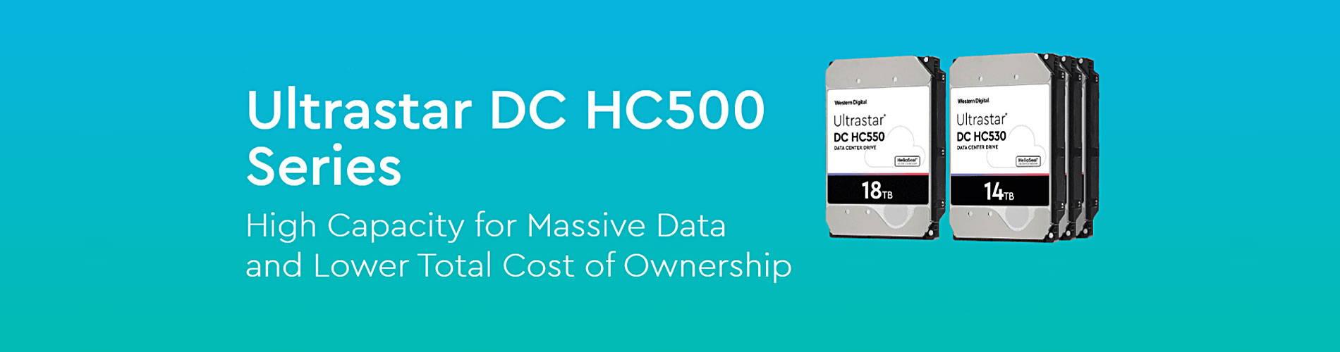 Ultrastar DC HC500 Series