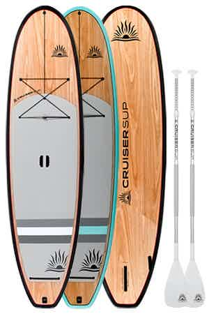 Blend two paddle board package
