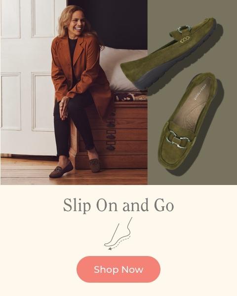 Slip On & Go