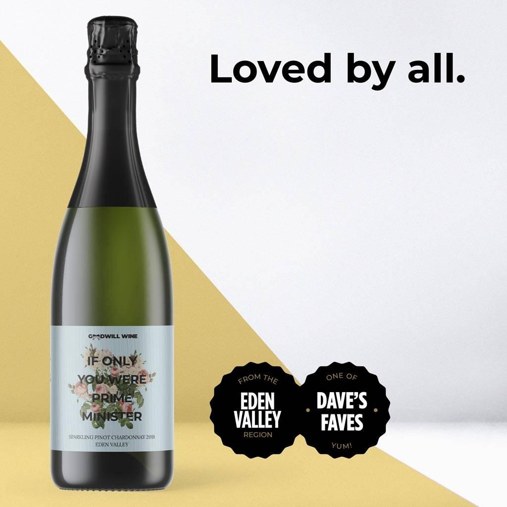 Sparkling Pinot Chardonnay 2018, Eden Valley SA