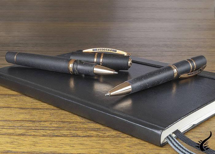 Visconti Lava Roller, bolígrafo diferencias