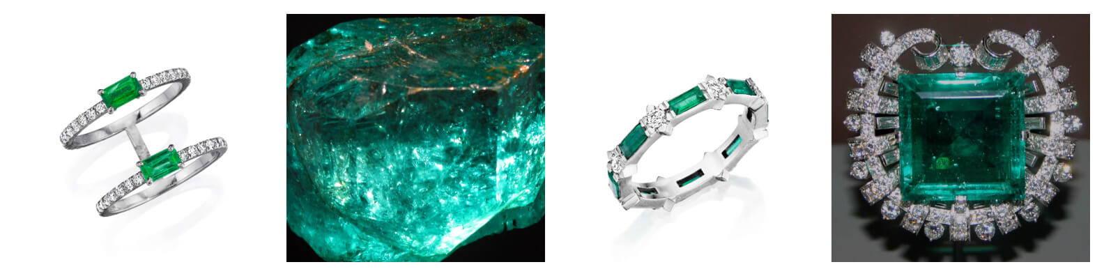 spotlight on emeralds