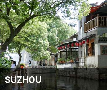 Travelbay China Tailor Made Tours - Suzhou