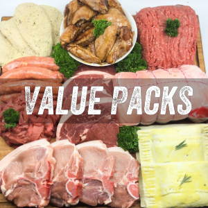 Meat Tray Value Packs Cheap Meat
