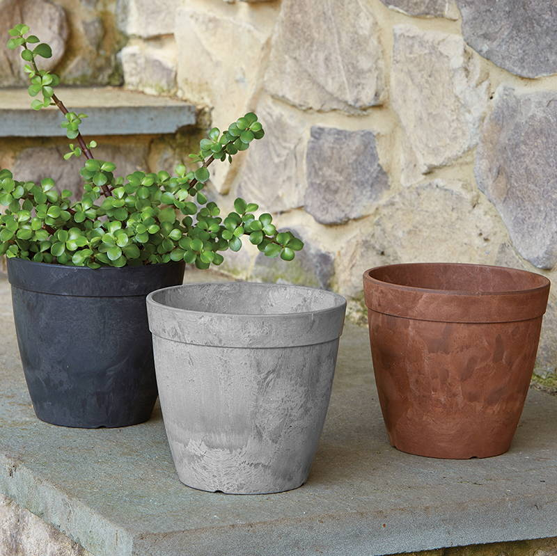 Dolce Round planters