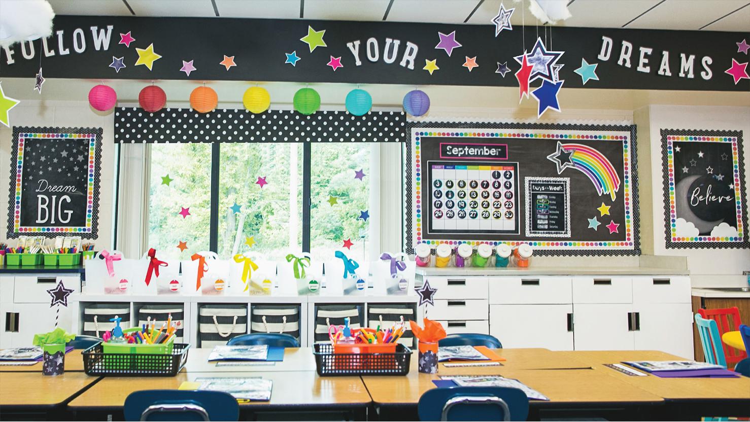 Star Classroom Theme | Star Decorations | Twinkle Twinkle ...