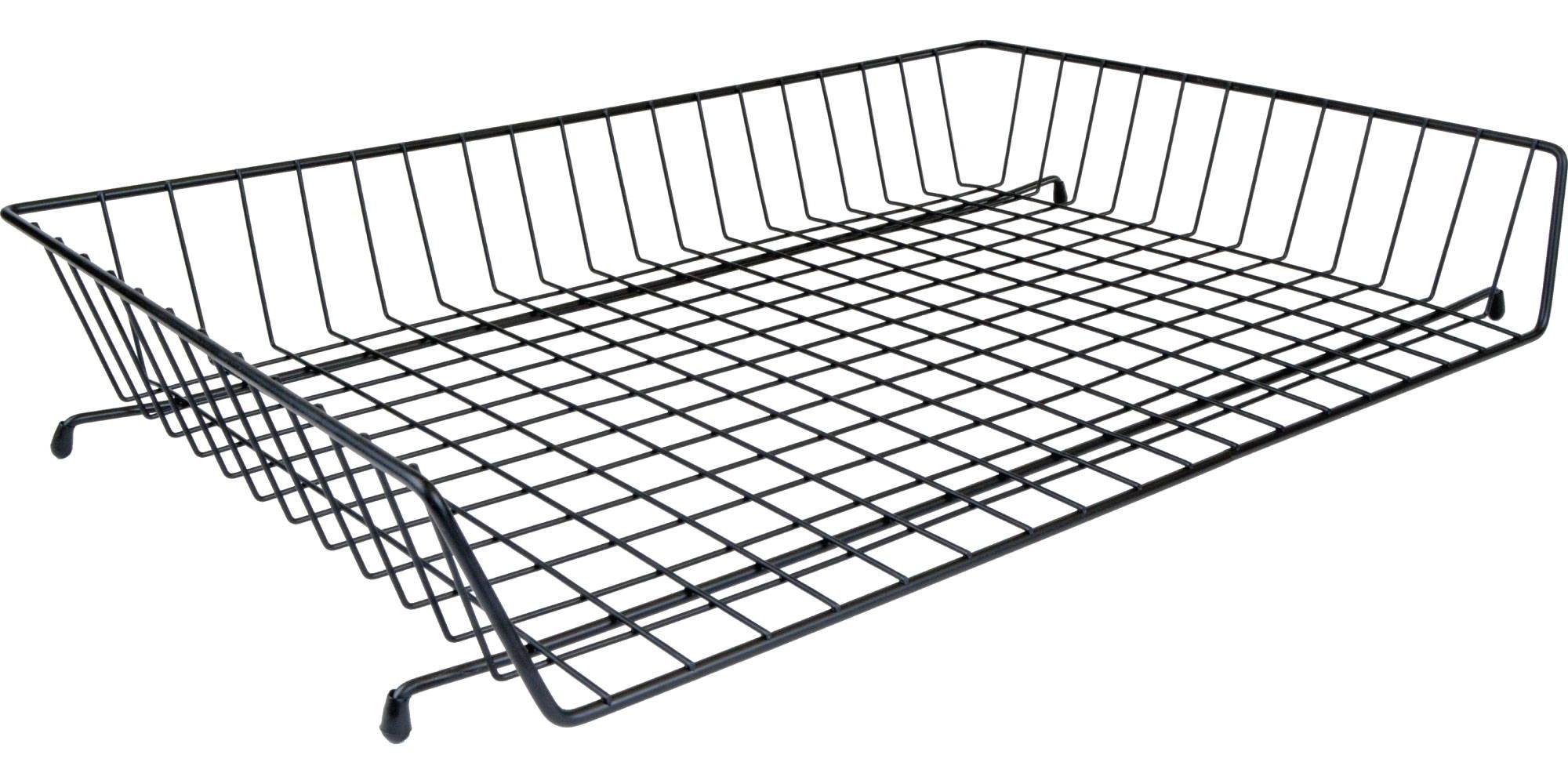 Surprising 11X17 Wire Basket Desk Trays For Office Organization Interior Design Ideas Grebswwsoteloinfo