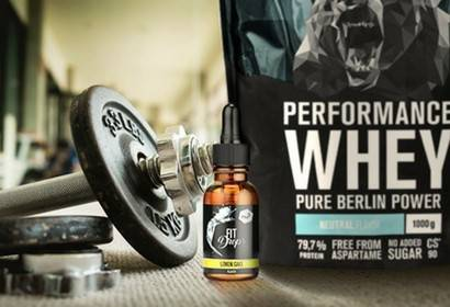 Fit Drops und nu3 Performance Whey