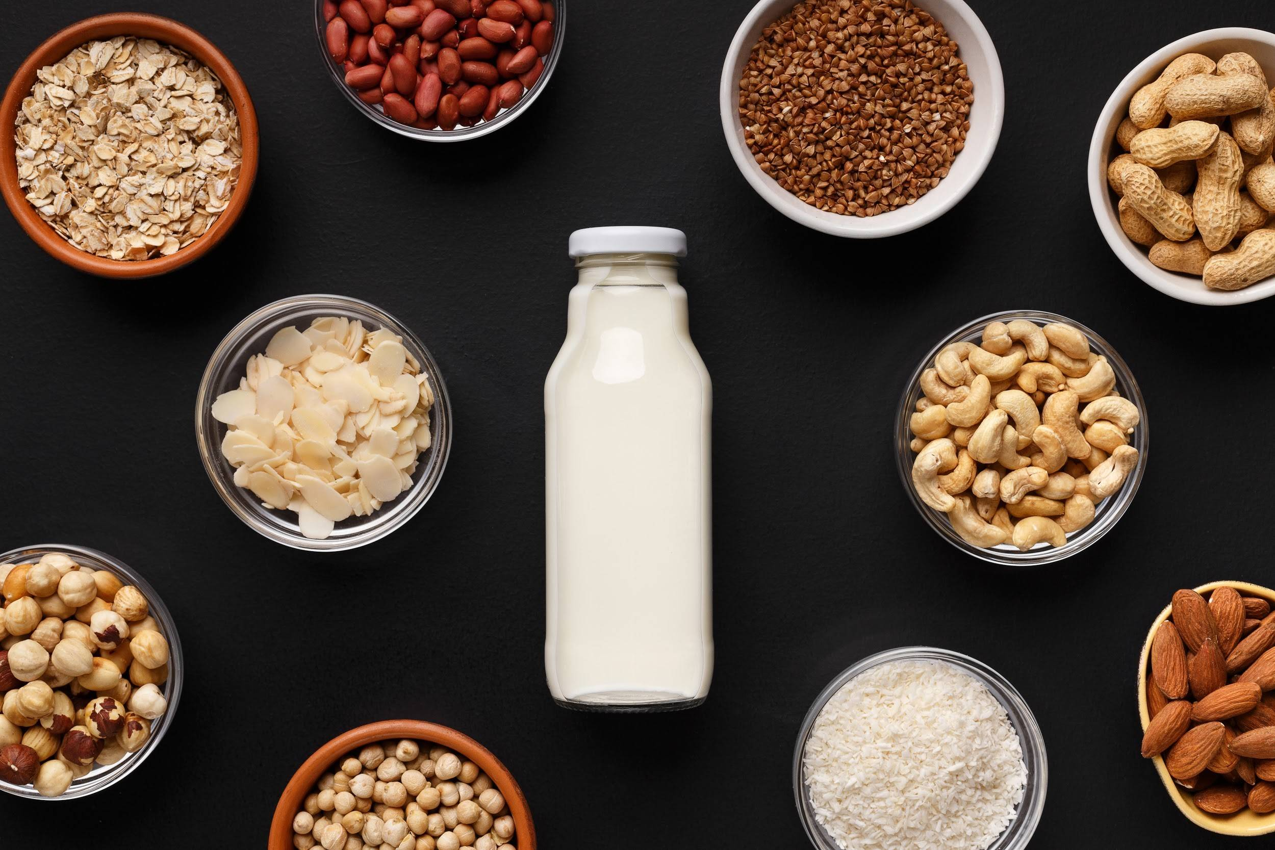 Nut Milks and Your Health