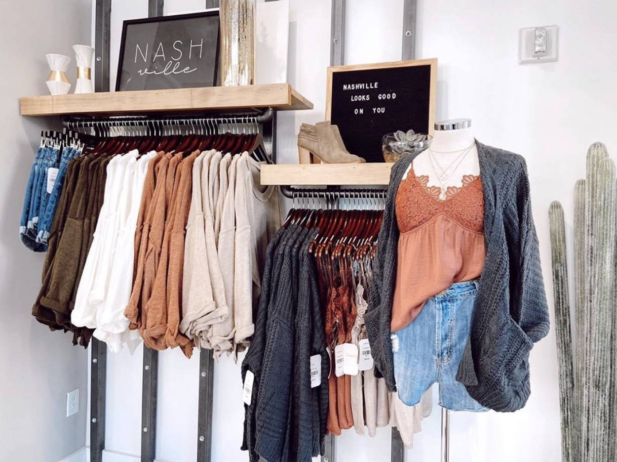 Dress Up, Shopping in Hillsboro Village
