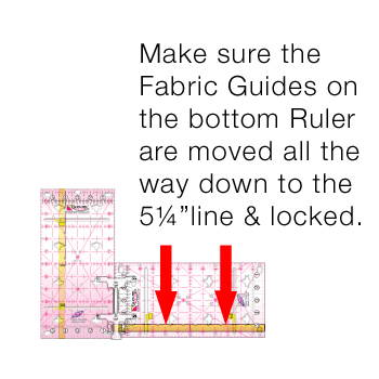 how to cut quilt pieces accurately