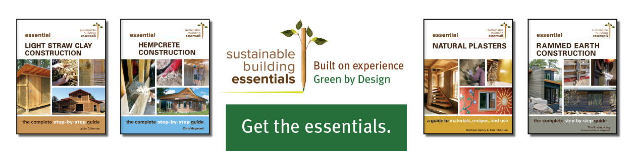 Sustainable Building Essentials