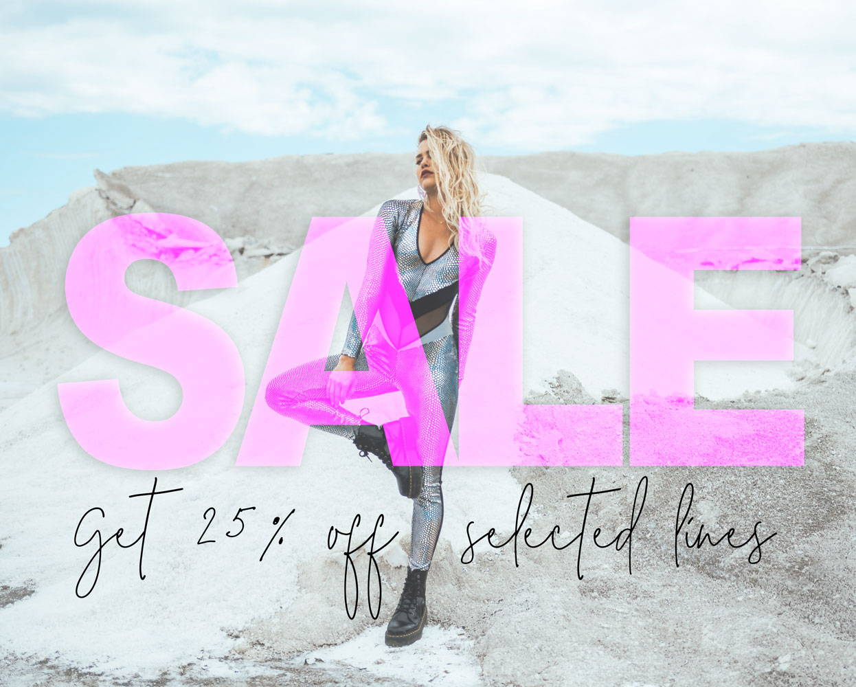 Shop sale catsuits, leggings and two-pieces