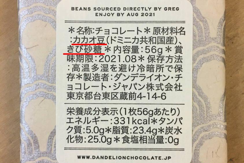 チョコレートの原材料とは? – Dandelion Chocolate 公式サイト