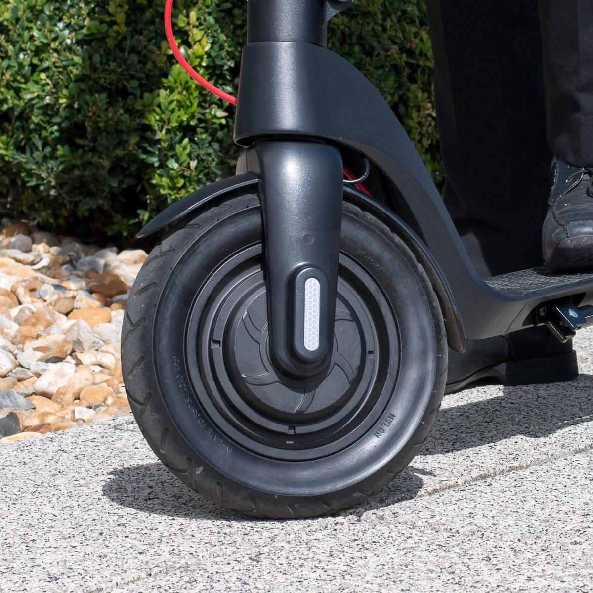 體面的 X7 踏板車 350w 前輪轂電機