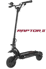 Dualtron Raptor 2 60V 18.2Ah by Minimotors for Scootera | Dualtron UK