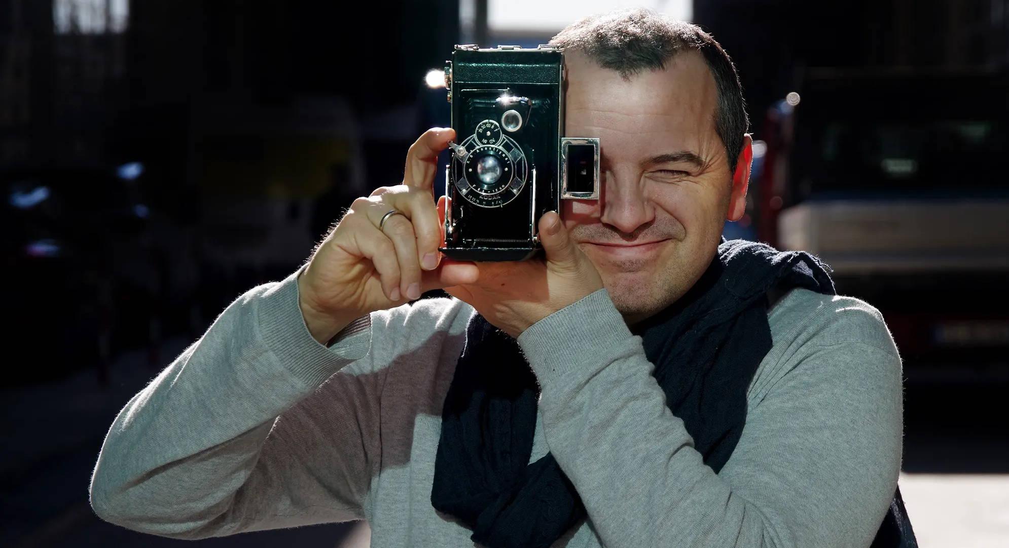 Camerhack: Bringing Vintage Cameras Back To Life