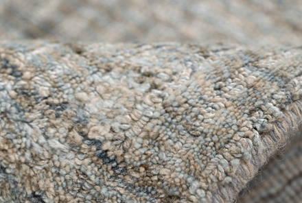 Detail of Vellum Beige Blue