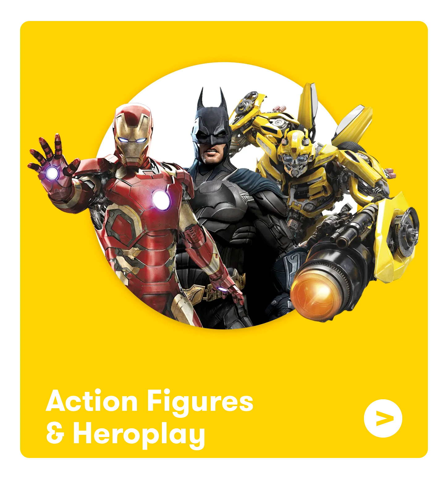 Action Figures and Hero Play