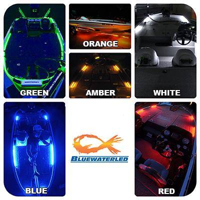 Astounding Blue Water Led T H Marine Supplies Wiring Database Obenzyuccorg