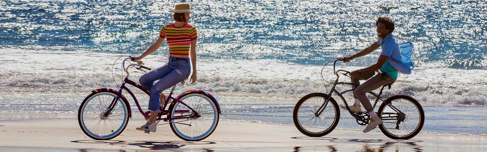 Electra cruiser bikes are a great for comfort and fun.