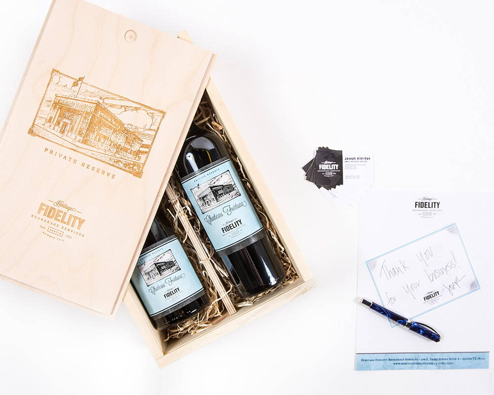 Corporate Wine Gifts: Unique & Easy | Personal Wine