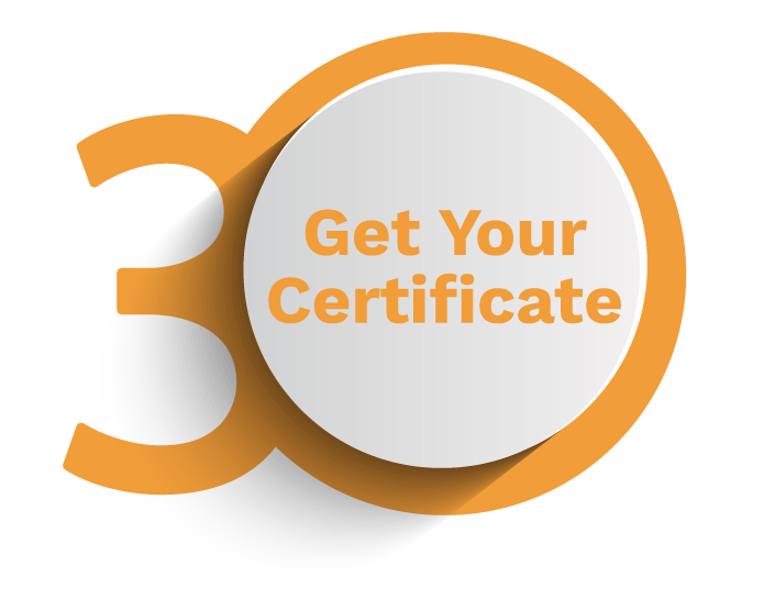 Step three in the subscription sign up process for EGADD trade compliance courses