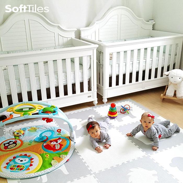 Baby Play Mats Nursery Room Flooring