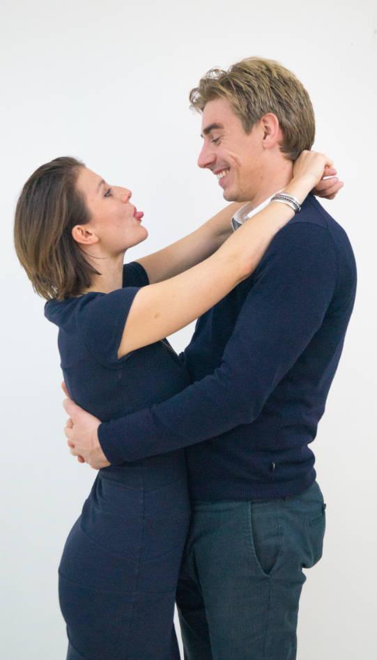 Josefine Østerby og Christian Toft Jakobsen